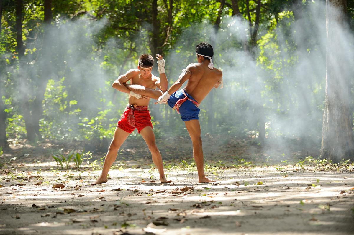 Thai-Boxing / Lim long - ASIA Sport-Akademie Espelkamp